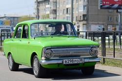 Иж-412 Москвич «Зелёный»