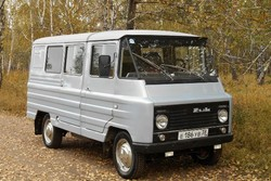 Żuk A07 1985 года выпуска