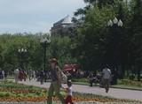 В Иркутске в День молодежи ограничат проезд у сквера Кирова