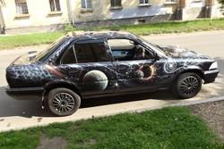 Toyota Corolla 90 «Ева»