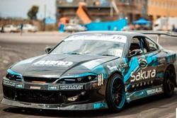 Nissan Silvia S15 «Боком можно»
