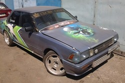 Toyota Crown 131 Athlete V