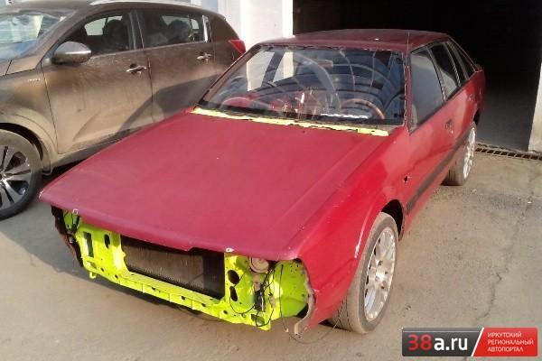 Mazda 626 «Почти DeLorean»