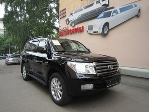 Toyota Land Cruiser (2010)