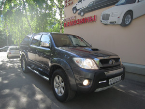 Toyota HiLux Pick Up (2011)
