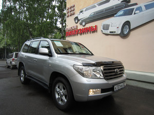 Toyota Land Cruiser (2008)