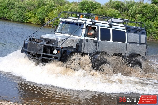 ГАЗ-Садко 3 «Большая Машина Шефа (БМШ)»