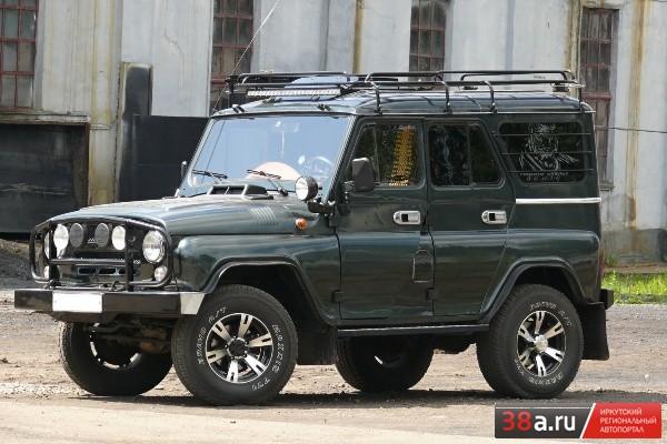 УАЗ-31512 «Русский тигр»