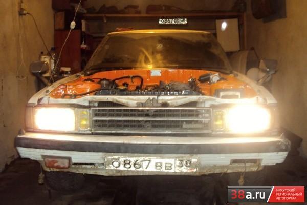 Toyota Cresta GX61 «Ушастенькая»