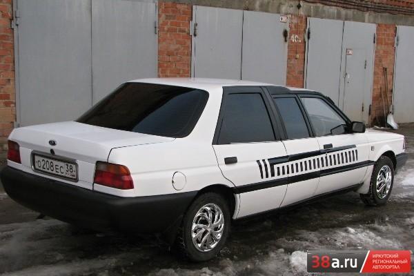 Nissan Sunny «Лимузин»