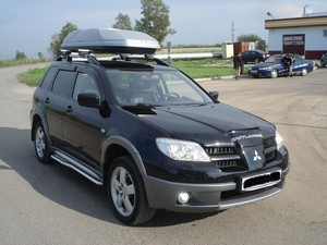 Mitsubishi Outlander (2007)