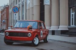 ВАЗ-21013 «Ралли классика»