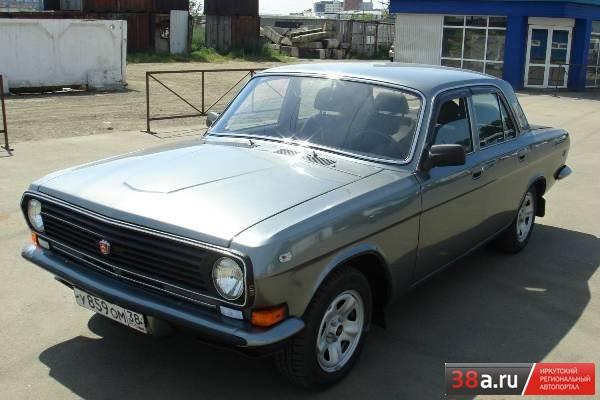 ГАЗ-24 «Стрела»