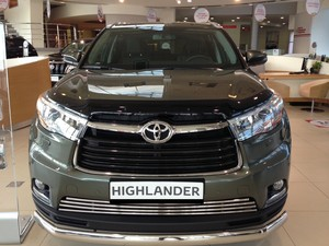 Toyota Highlander (2014)