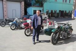 Коллекция ретро-мотоциклов СССР и Jawa