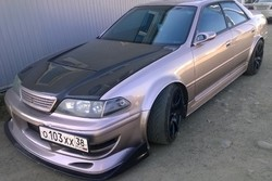 Toyota Mark II «Vortexmotorsport Traum»