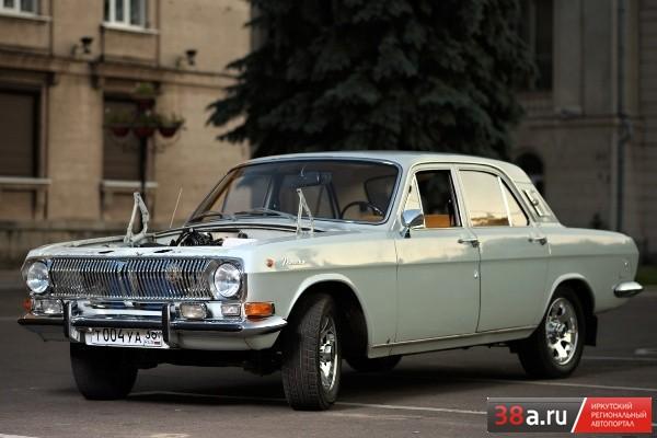 ГАЗ-24 «Hurricane»