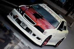 Toyota Chaser JZX100 «Obo customs»