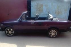 ВАЗ-2106 Кабриолет