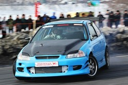 Honda Civic «RWD drift project»