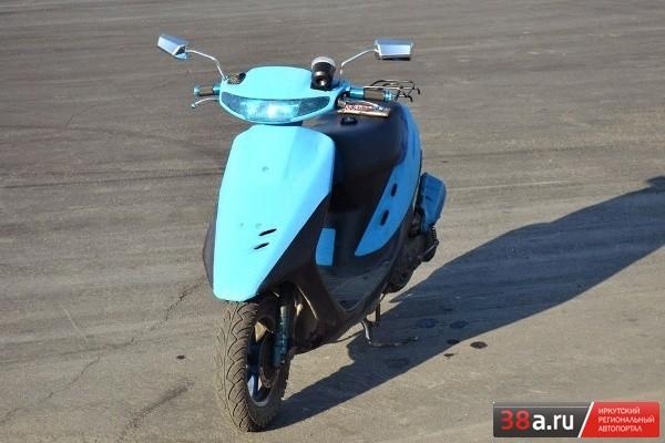 Honda Dio AF 28 ZX «Басазука Domotoy team»