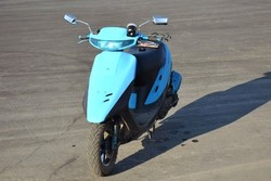 Honda Dio AF 28 ZX «Басазука Domotoy team»