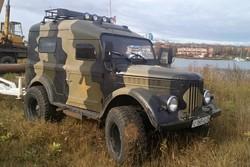 ГАЗ-69 «Gazzila»