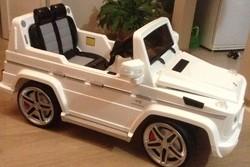 Мерседес G55 «Мой первый авто»