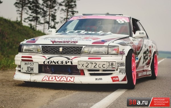 Toyota Chaser «RS*R Корч»