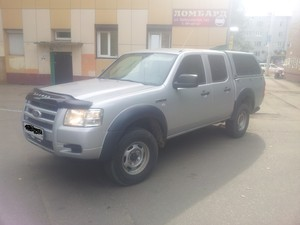 Ford Ranger (2008)