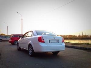 Chevrolet Lacetti (2012)