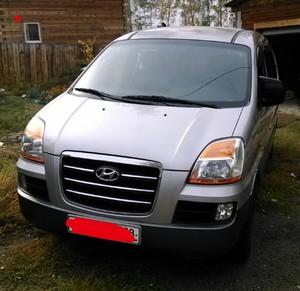 Hyundai Starex (2006)