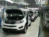 В России стартовало производство новых моделей Chery