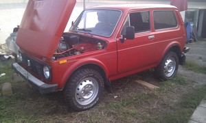 ВАЗ 2121 (1991)