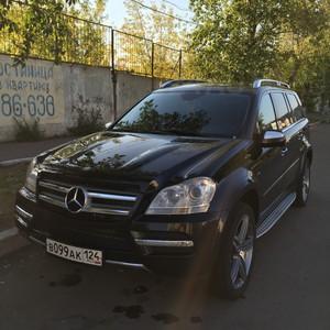 Mercedes GL (2009)