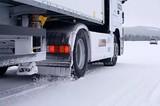 Грузовые шины для зимы: брать шипованные или нет?