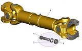 Выпуск карданного вала – разрешение трудностей с передаточным узлом