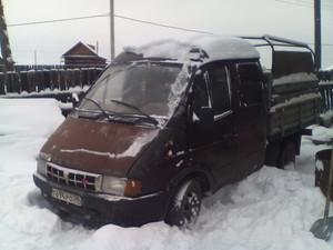 ГАЗ Газель (2000)