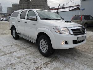 Toyota HiLux Pick Up (2014)