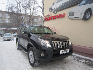 Toyota Land Cruiser Prado (2011)