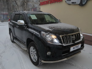 Toyota Land Cruiser Prado (2010)