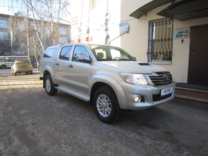 Toyota HiLux Pick Up (2014)