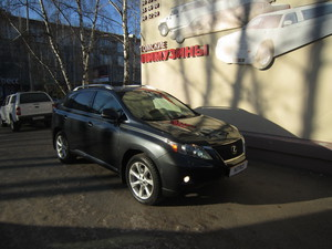 Lexus RX (2011)