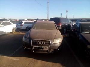 Audi A6 (2007)