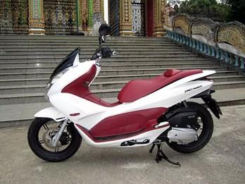 Получение тайских прав на Мотобайк. Driving License 2017