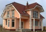 Фасадная краска для бетона