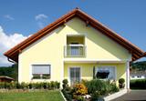 Краска для бетона: как сделать фасад красивым