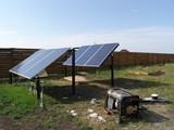 Надежный альтернативный источник тока – солнечная панель 24В