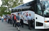 Положительные и отрицательные моменты автобусных путешествий