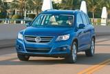 Volkswagen Tiguan – современный кроссовер с отличной проходимостью